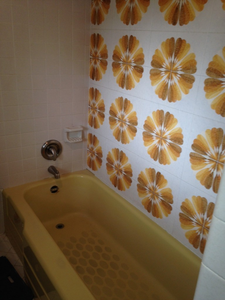Tub Recoloring Photos Before After Affordable Refinishing 410 916 0400